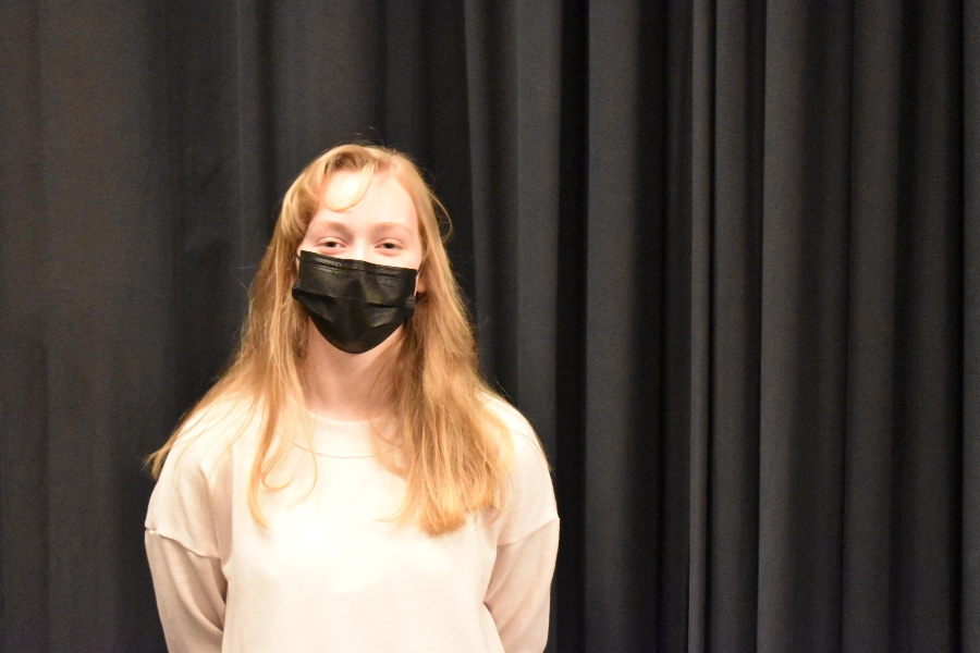 Bellwood-Antis freshman Olivia Hess.