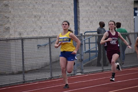 Track and field vs. Southern Fulton and Juniata Valley; April 8, 2021. (Emalee Strong)