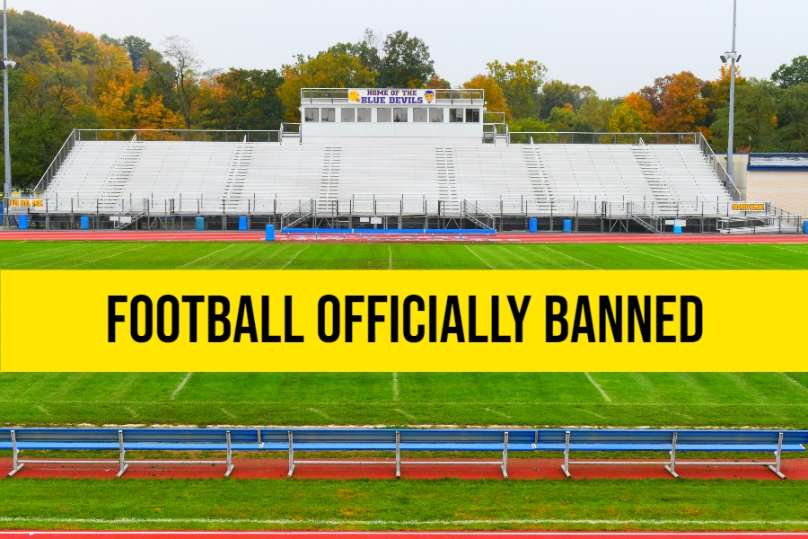 Say goodbye to football at Bellwood-Antis.
