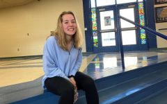 Julia Burns is hoping to expand her vocal horizons next year.