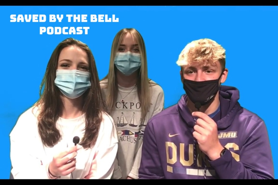 SAVED BY THE BELL PODCAST: Playground favorites