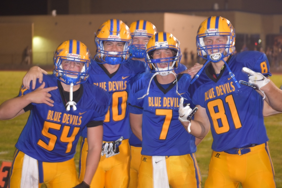 B-A football team picks up Southern in a pinch
