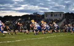 B-A travels to Glendale tonight to take on the Vikings.