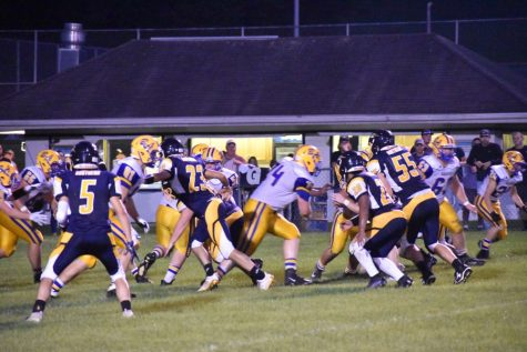 After Everett had to call off the game against Bellwood, B-A set up a game with the Southern Huntingdon Rockets.