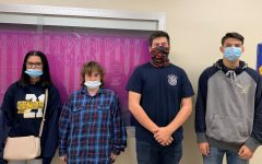 Ninety-seven percent of students in Bellwood have complied with the Governor's mask mandate.
