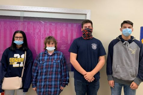 Ninety-seven percent of students in Bellwood have complied with the Governors mask mandate.