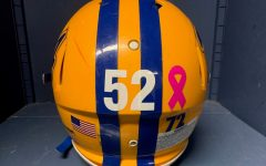 The BA football teams takes a different approach than most to Breast Cancer Awareness Month The Devils do few outward displays, instead silently raising money for a local charity.