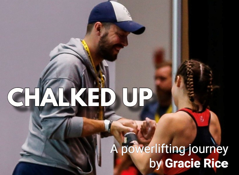 Gracie Rice is on a powerlifting journey.