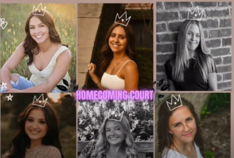 Check out our video to meet the members of the 2021 Homecoming court.