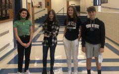 Junior high speech team dominates
