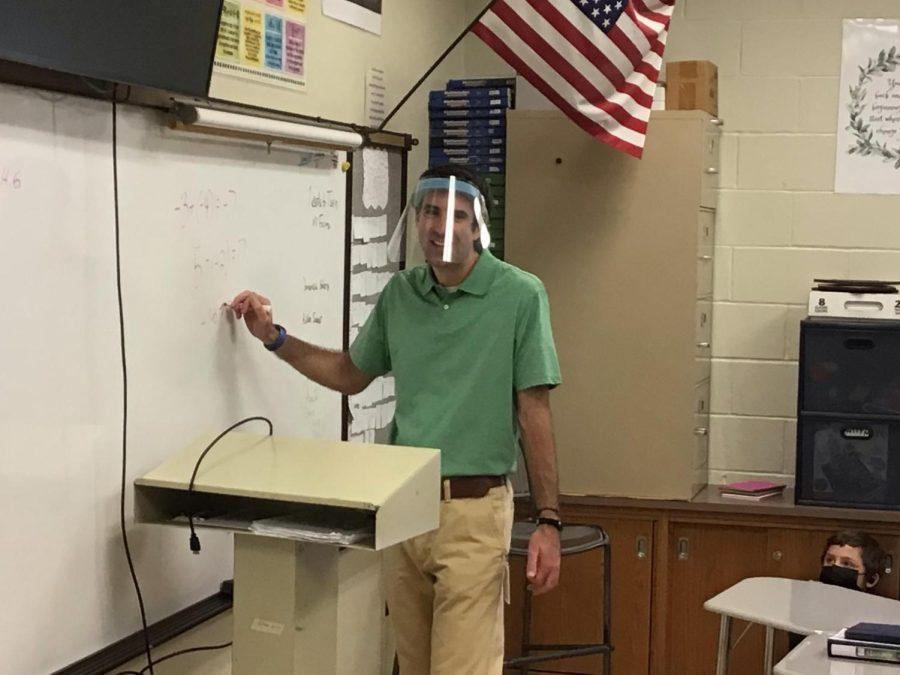 Teacher Feature: Mr. Hunter