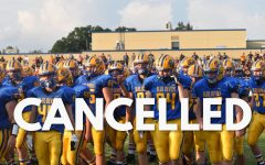 The home football game tonight against Curwensville has been cancelled due to COVID protocols at the visitors school.